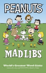 Picture of Peanuts Mad Libs