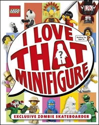Picture of LEGO I Love That Minifigure