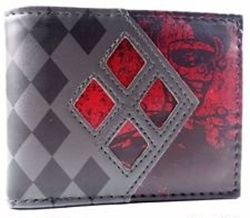 Picture of Harley Quinn Bi-Fold Wallet