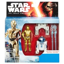 Picture of Star Wars Force Awakens R2-D2 and C-3PO 2-Pack Figures