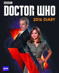 Picture of Doctor Who 2016 Diary