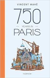 Picture of 750 Years in Paris HC