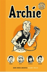 Picture of Archie Archives HC VOL 12