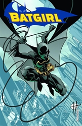 Picture of Batgirl TP Book 01 Silent Knight
