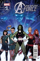 Picture of A-Force (2016) #1