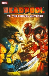 Picture of Deadpool Vs Marvel Universe SC