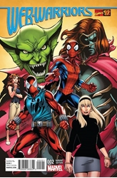 Picture of Web Warriors #2 Marvel '92 1:20 Variant