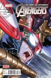 Picture of All-New All-Different Avengers #3