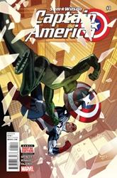 Picture of Captain America Sam Wilson #4