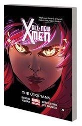 Picture of All-New X-Men Vol 07 SC Utopioans