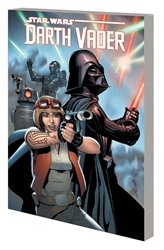 Picture of Star Wars Darth Vader Vol 02 SC Shadows and Secrets