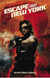 Picture of Escape from New York TP VOL 01
