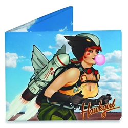 Picture of Hawkgirl DC Bombshells Mighty Wallet