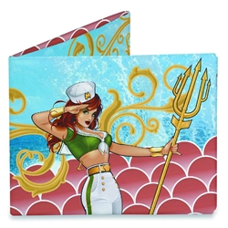 Picture of Mera DC Bombshells Mighty Wallet