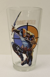 Picture of Deathstroke Clear Toon Tumbler