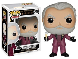 Picture of Pop Movies Hunger Games Presidetnt Snow Vinyl Figure