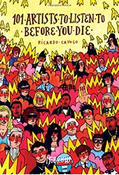 Picture of 101 Artists to Listen to Before You Die HC