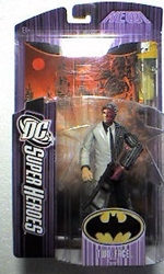 Picture of DC Superheroes Two-Face Action Figure Mattel 2007 Diorama