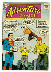 Picture of Adventure Comics #254