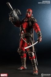 Picture of Deadpool Sixth Scale Sideshow 2015