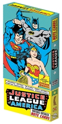 Picture of Justice League Sticker Quotes Quotable Notable Note Cards