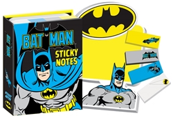 Picture of Batman Sticky Notes