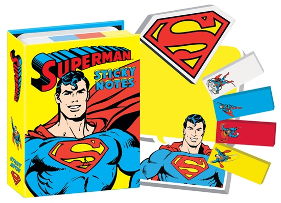 supermanstickynotes