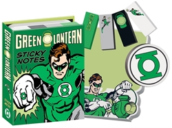 Picture of Green Lantern Sticky Notes