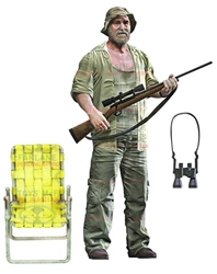 Picture of Walking Dead TV Series 8 Dale Action Figure