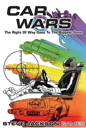 Picture of Car Wars Classic Car Game