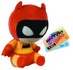 Picture of DC Mopeez Batman 75th Orange
