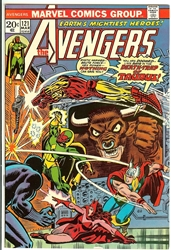 Picture of Avengers #121