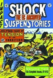 Picture of EC Archives Shock Suspenstories Vol 02 HC