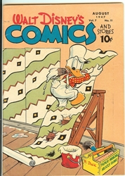 Picture of Walt Disney's Comics and Stories #83