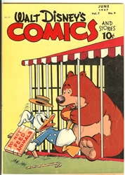Picture of Walt Disney's Comics and Stories #81