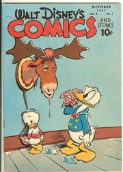 Picture of Walt Disney's Comics and Stories #85