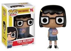 Picture of Pop Animation Bob's Burgers Tina Vinyl Figure