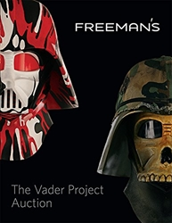 Picture of Vader Project Auction Catalog SC