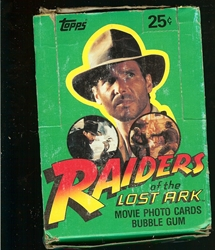 Picture of Raiders of the Lost Ark Box
