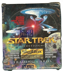 Picture of Skybox 1993 Star Trek Master Series