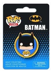 Picture of Pop Pins Batman