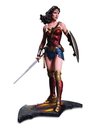 Picture of Wonder Woman Batman vs Superman Statue