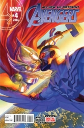 Picture of All-New All-Different Avengers #4