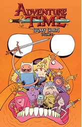 Picture of Adventure Time Sugary Shorts TP VOL 02