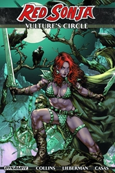 Picture of Red Sonja Vulture's Circle TP