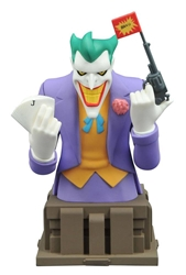 Picture of Joker Batman Animated Bust