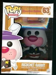 Picture of Pop Animation Hanna Barbera Ricochet Rabbit Vinyl Figure