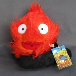 "Picture of Howl's Moving Castle Calcifer 4"" Plush"