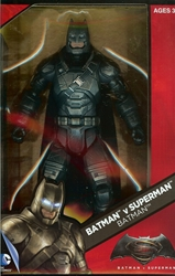 Picture of Batman Superman v Batman Armored Action Figure