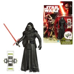 Picture of Star Wars Force Awakens Jungle Space Kylo Ren Action Figure